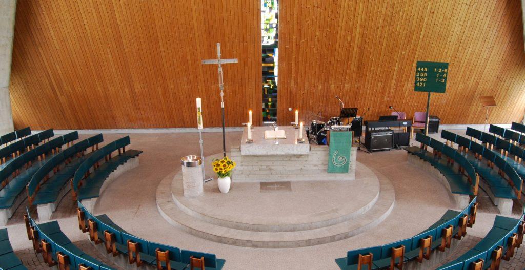 Kapernaumkirche_innen